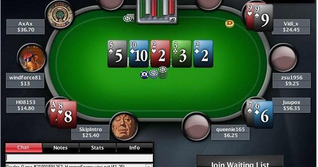 poker online link terbaik