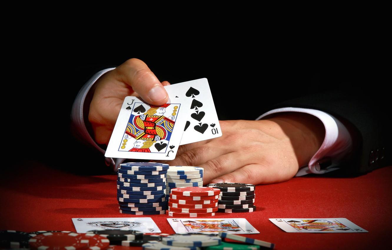taruhan poker